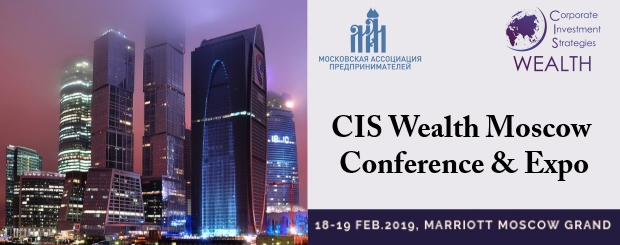CIS Wealth Moscow Conference & Expo